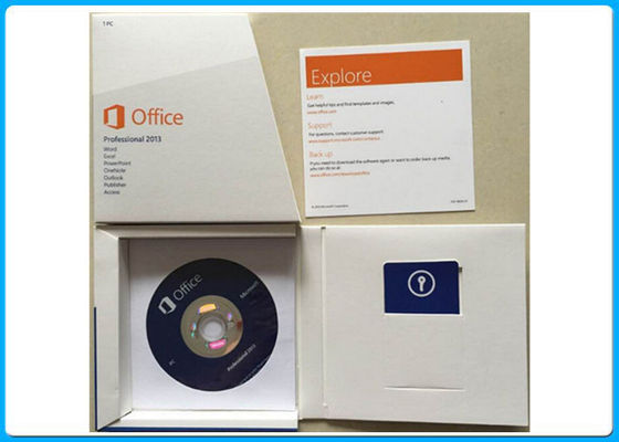 China PC de DVD 1 do bocado 269 - 16094 do bocado 64 do profissional 32 de Microsoft Office 2013 distribuidor